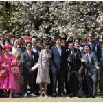 安倍首相は、どんだけ心が広いんや。 産経のおぞましいニュース写真。