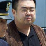 金の正しい男がマレーシアで暗殺される。